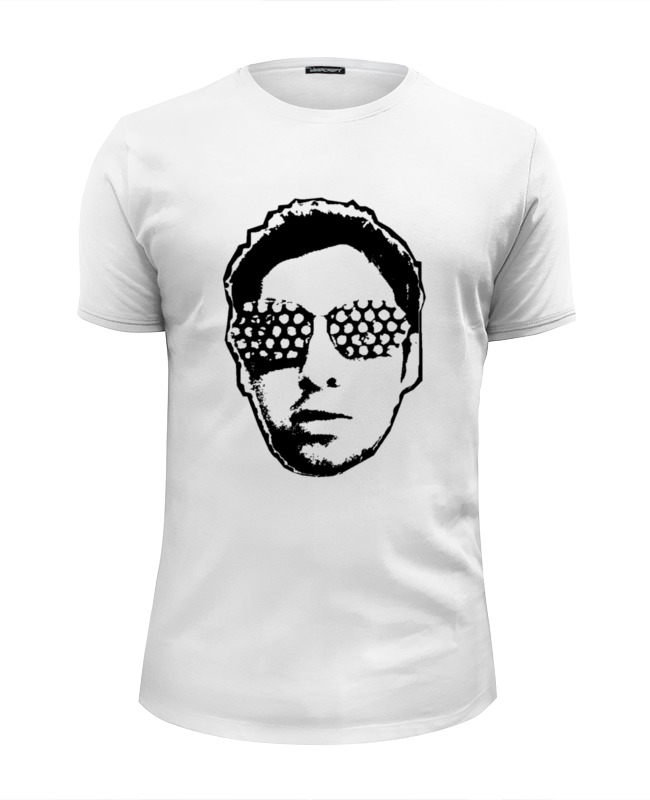 Футболка Wearcraft Premium Slim Fit Printio Calvin harris (келвин харрис) harris r dictator isbn 9780099522683