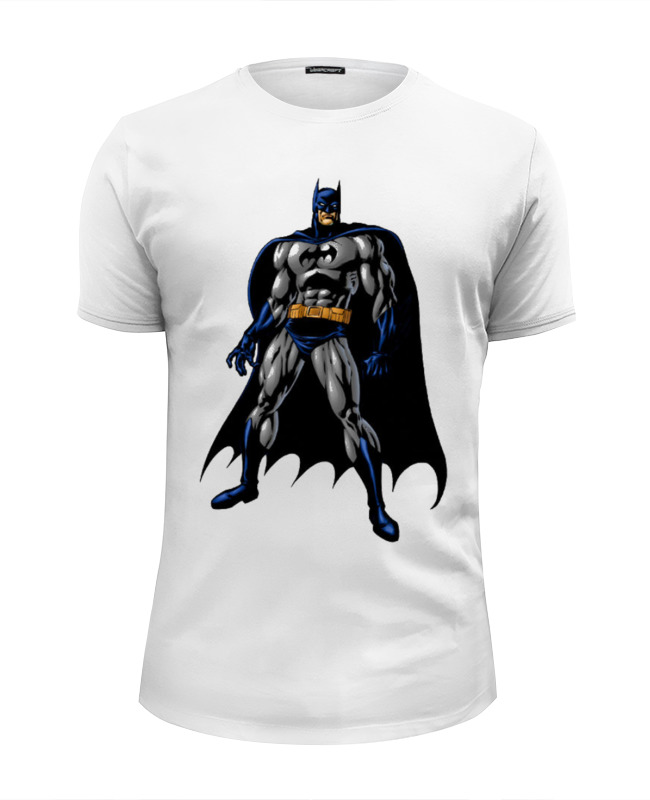 Фото - Printio Batman футболка wearcraft premium slim fit printio batman love