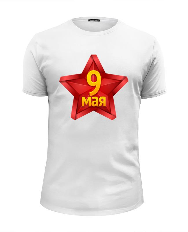Футболка Wearcraft Premium Slim Fit Printio День победы (9 мая) футболка стрэйч printio день победы 9 мая тюмень