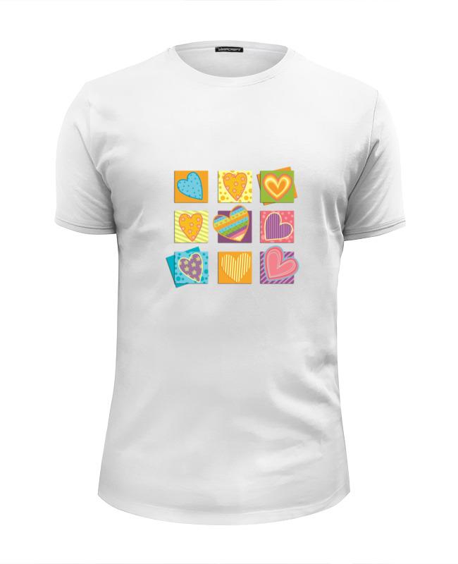 Printio love футболка wearcraft premium slim fit printio love taco