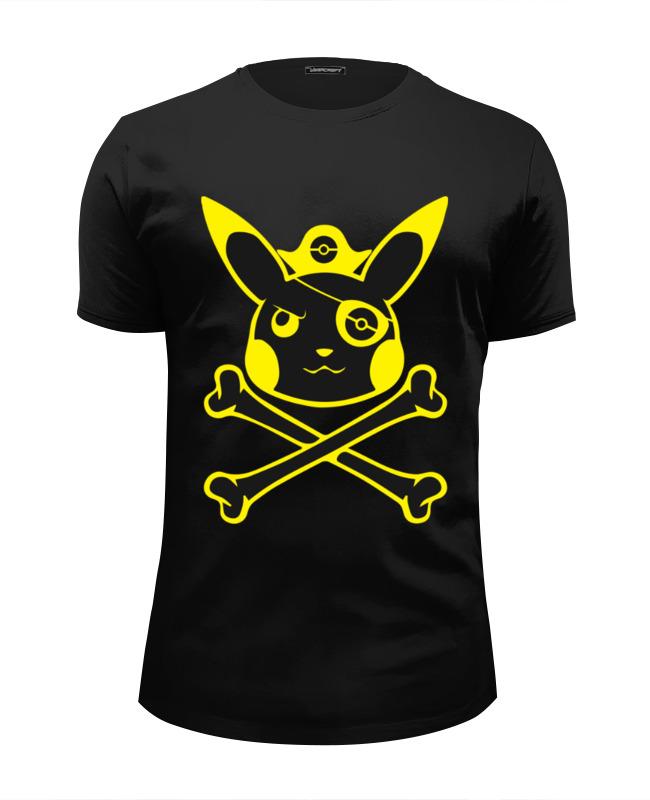 Футболка Wearcraft Premium Slim Fit Printio Покемон (pokemon) футболка wearcraft premium slim fit printio покемон кадабра