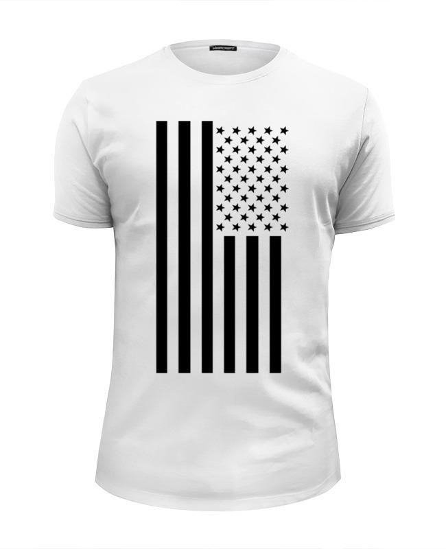 Футболка Wearcraft Premium Slim Fit Printio Black america футболка wearcraft premium printio america