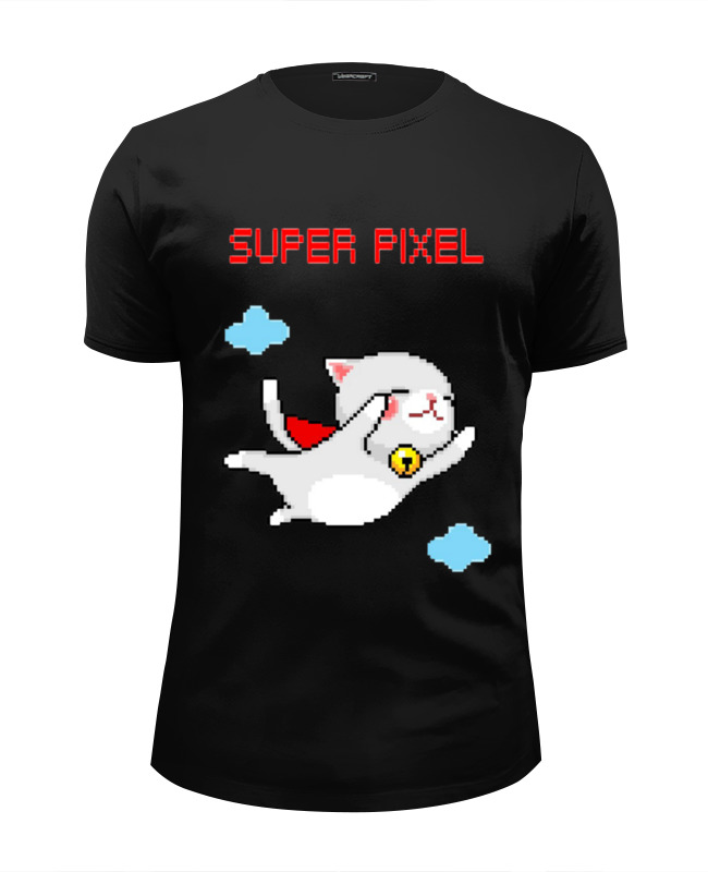 Printio Super pixel футболка wearcraft premium printio super pixel