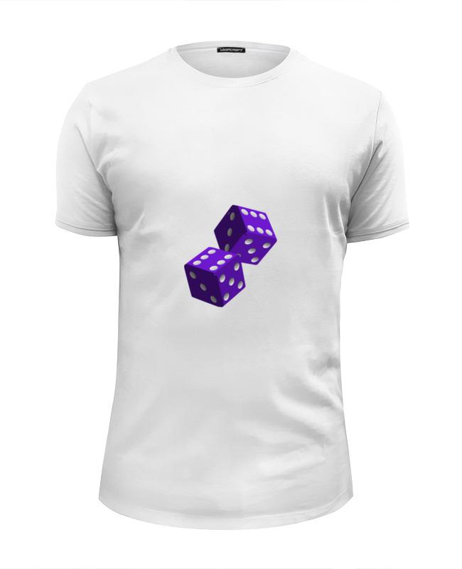 Футболка Wearcraft Premium Slim Fit Printio Кубики футболка wearcraft premium printio кубики