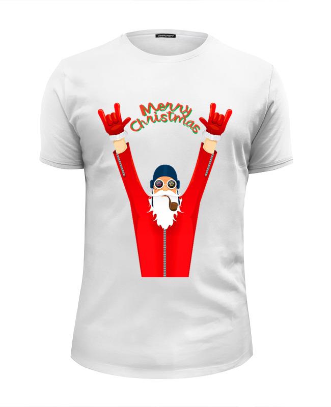 Printio Bad santa футболка wearcraft premium slim fit printio i may be bad ls