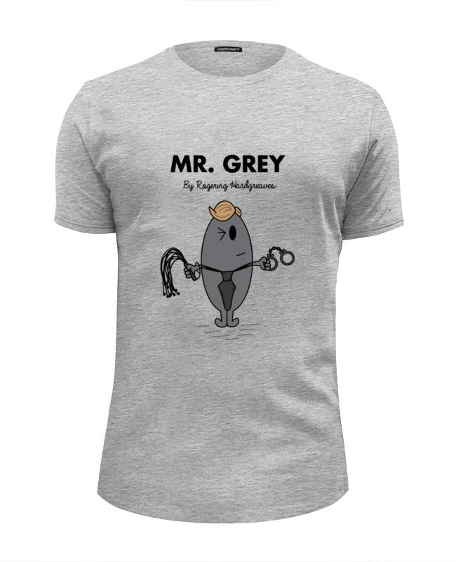 Printio Мистер грей (50 оттенков серого) футболка wearcraft premium printio 30 оттенков пенного
