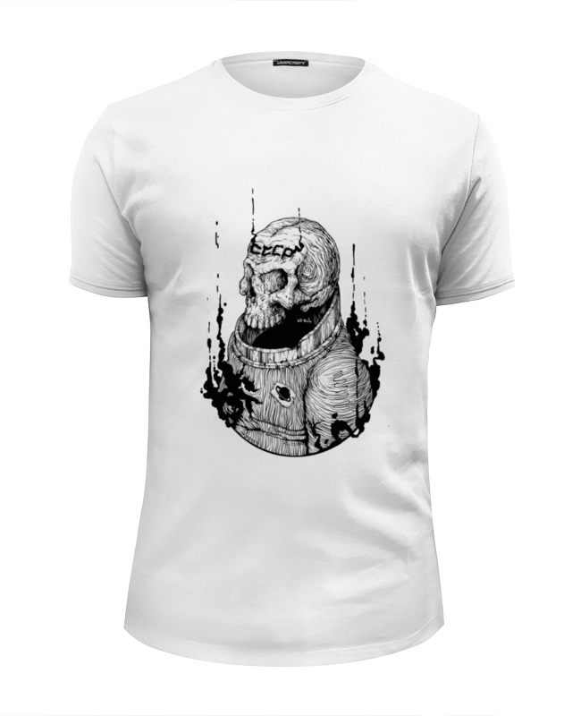 Футболка Wearcraft Premium Slim Fit Printio Космос наш! футболка wearcraft premium slim fit printio космос