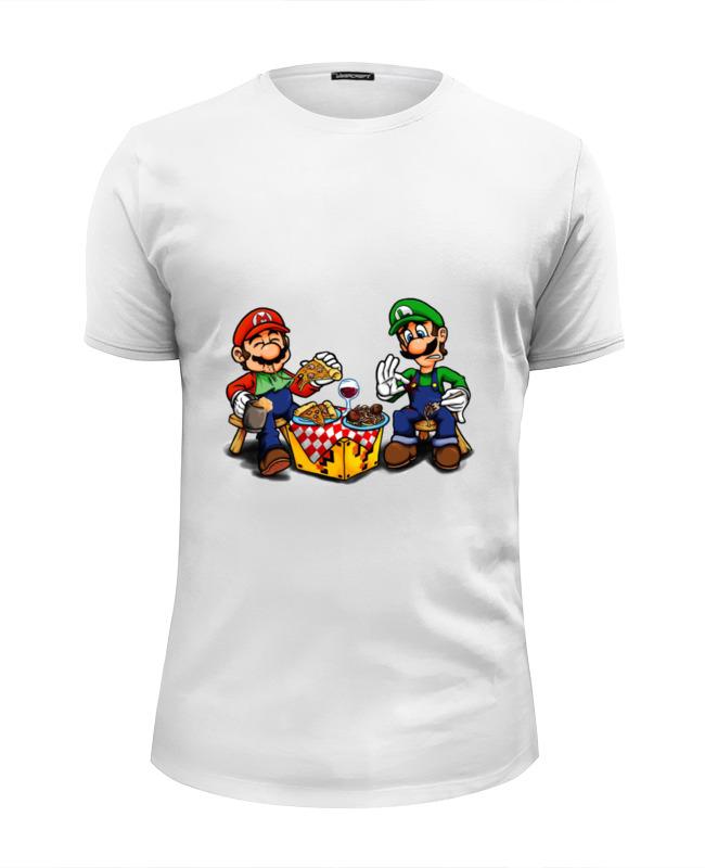 Printio Mario&luigi футболка wearcraft premium slim fit printio minion mario