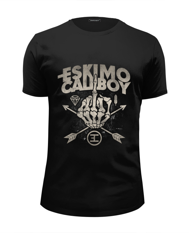 цена Printio Eskimo callboy онлайн в 2017 году