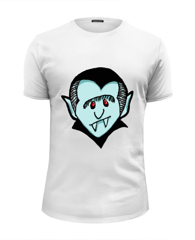 Printio Дракула футболка wearcraft premium slim fit printio вампир