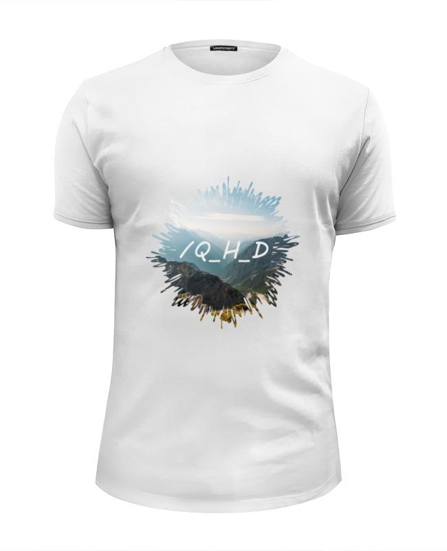 Фото - Футболка Wearcraft Premium Slim Fit Printio Клякса qhd футболка классическая printio клякса qhd
