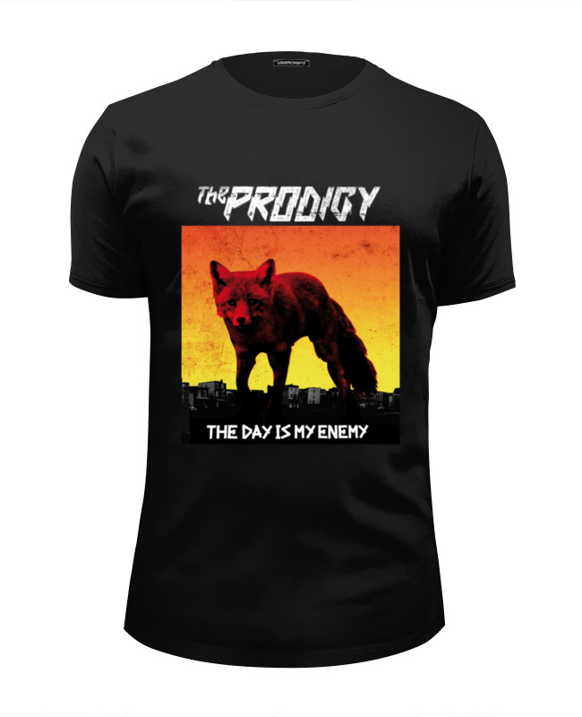 Футболка Wearcraft Premium Slim Fit Printio The prodigy