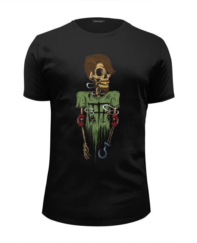 Printio Skeleton art футболка wearcraft premium printio skeleton rider