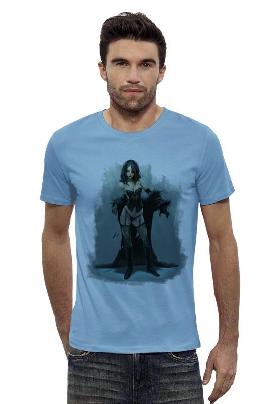 Футболка Wearcraft Premium Slim Fit Printio Zomdie футболка wearcraft premium slim fit printio голубой морской кит кашалот