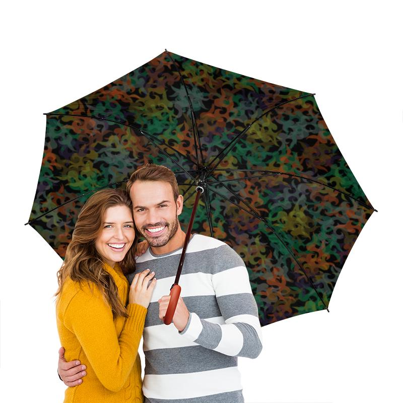 Зонт-трость двусторонний с деревянной ручкой Printio Sweet dreams футболка классическая printio sweet dreams