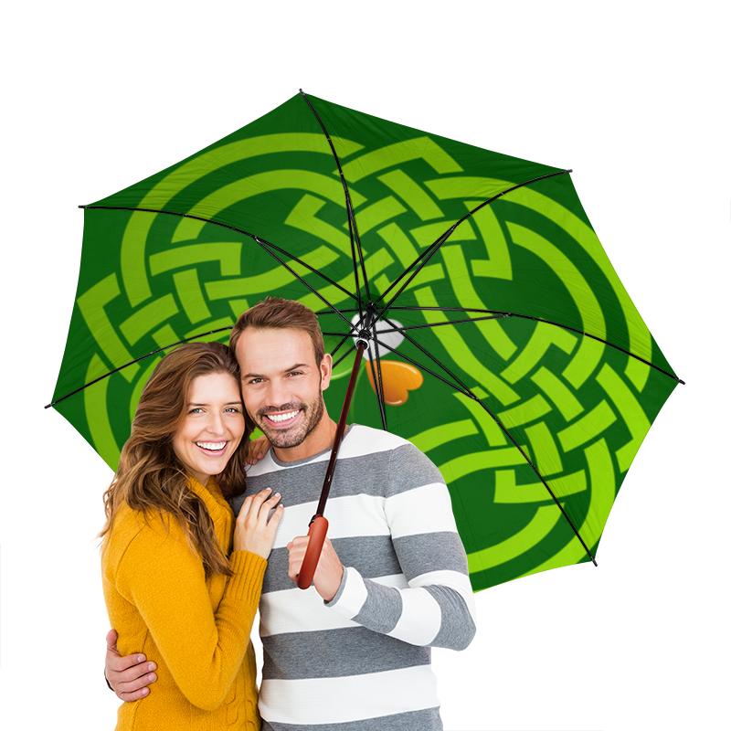 Printio Без названия зонт трость двусторонний с деревянной ручкой printio mandala hd 4