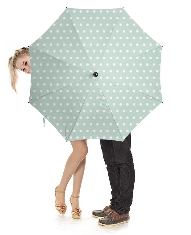 Зонт-трость с деревянной ручкой Printio Классический зонт трость с деревянной ручкой printio горошек