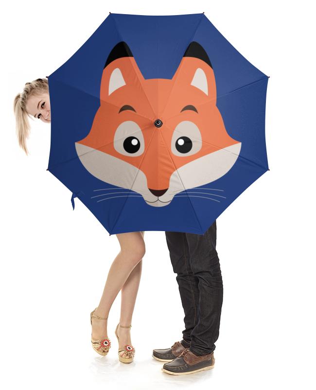 Зонт-трость с деревянной ручкой Printio Фыр-фыр зонт зонт doppler 7441465 pe2