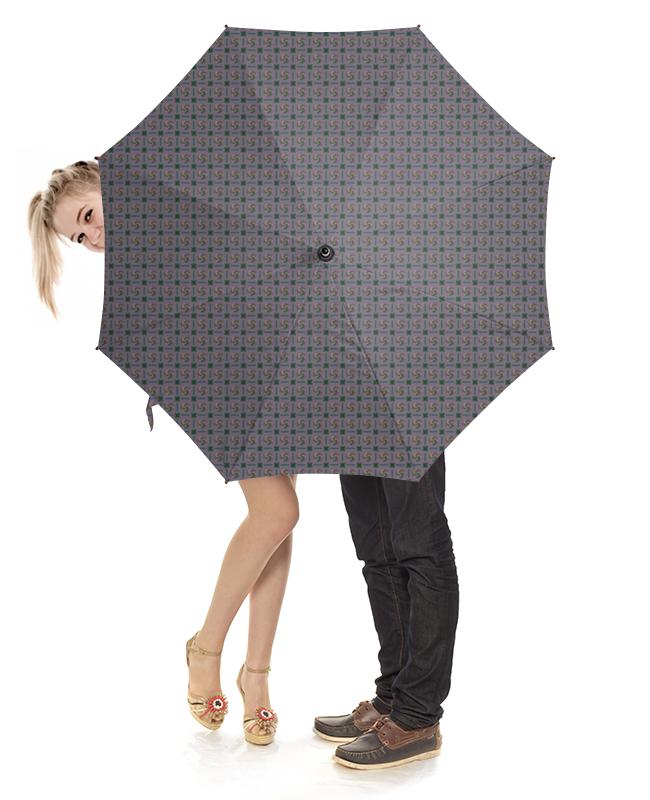 Зонт-трость с деревянной ручкой Printio Элегантная абстракция зонт трость с деревянной ручкой printio абстракция 1