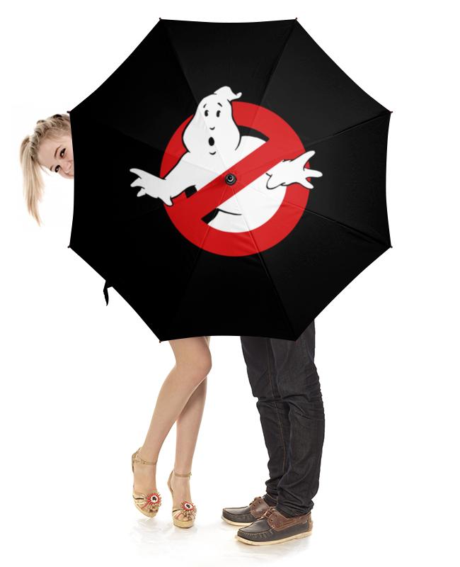 Зонт-трость с деревянной ручкой Printio Зонт ghostbusters полка для полотенец со штангой 50 cm fbs luxia lux 041