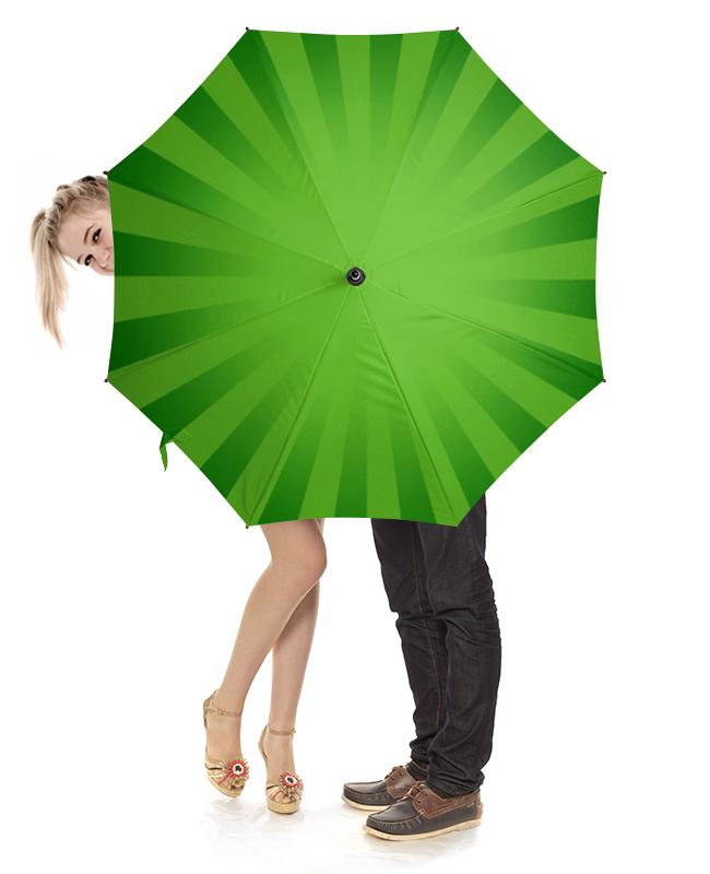 Зонт-трость с деревянной ручкой Printio Арбуз зонт трость с деревянной ручкой printio арбуз