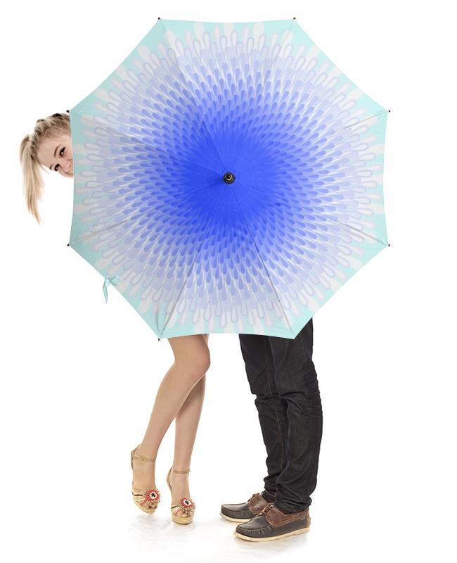 Printio Зонтик капельки дождя зонтик зонтик upf50 полный оттенок черный шелк шелк цвет фрукты три раза грибной карандаш солнечный зонт зонт синий зеленый 30074elcj