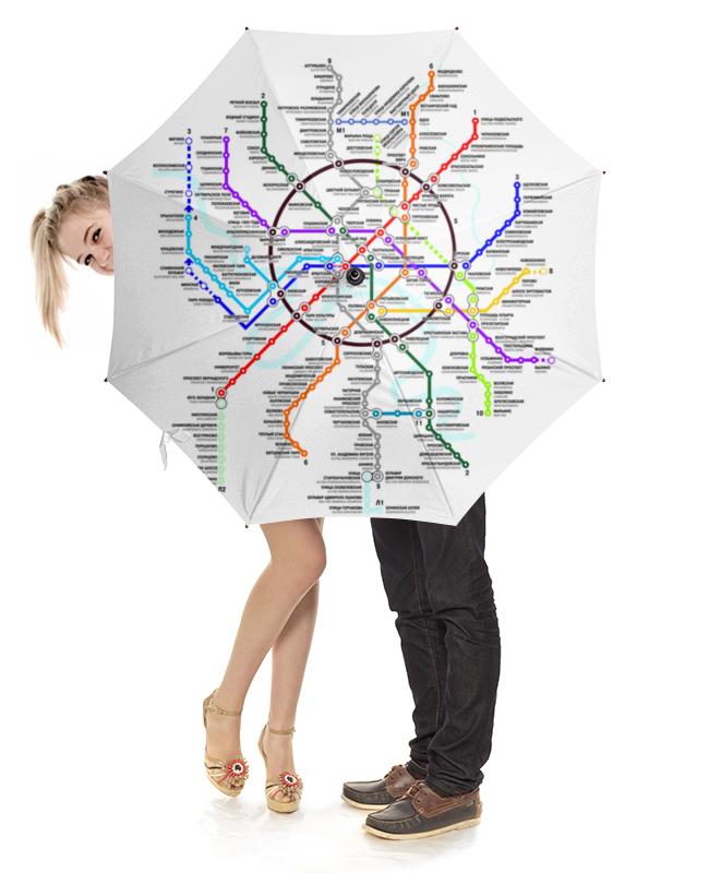 Printio Схема метро москвы метро