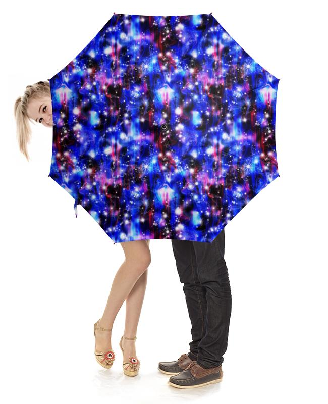 Зонт-трость с деревянной ручкой Printio Космическая галактика, вселенная, гэлакси купить хромированные накладки на ручки к гэлакси