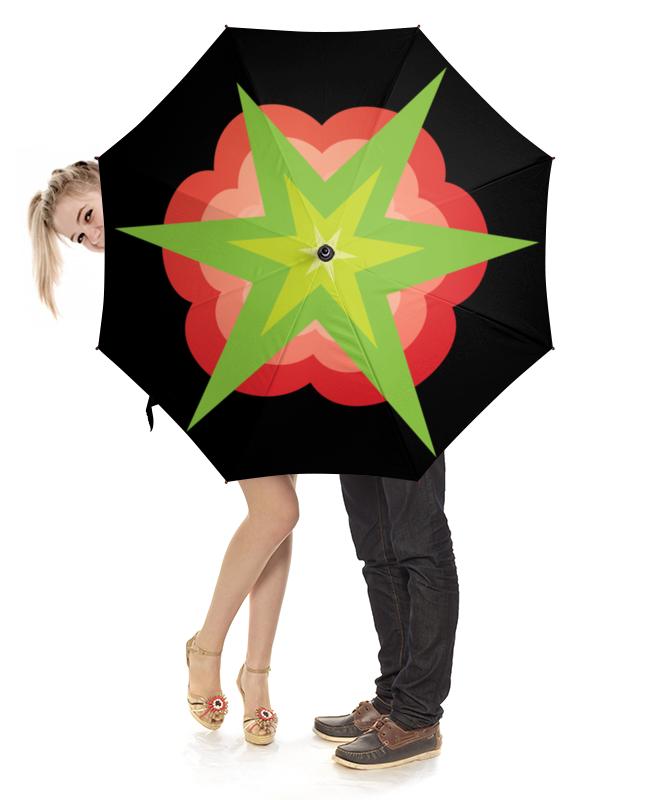 Зонт-трость с деревянной ручкой Printio Зонт restoraids чёрный зонт other js089 mini