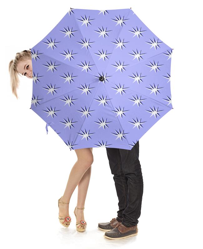 Зонт-трость с деревянной ручкой Printio Абстракция зонт трость с деревянной ручкой printio абстракция 1