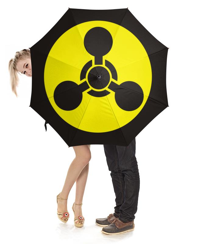 Зонт-трость с деревянной ручкой Printio Зонт рхбз зонт трость с деревянной ручкой printio зонт рхбз