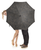 """Зонт-трость с деревянной ручкой """"железо"""" - дизайн"""