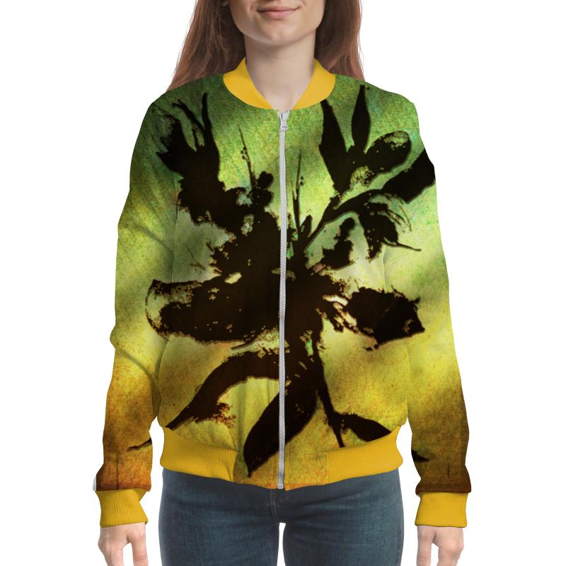 купить Printio Цветок. силуэт по цене 3850 рублей