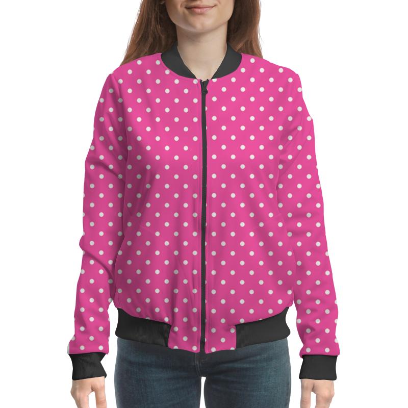 Бомбер Printio Для девочек верхняя одежда acoola куртка для девочек бомбер с нашивками цвет голубой размер 98 20220130119