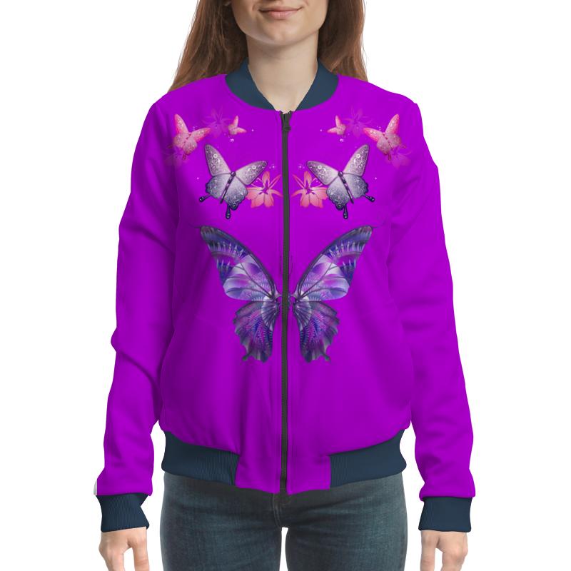 Printio Бабочки цветочки. стоимость