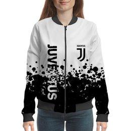 "Бомбер ""JUVENTUS SPORT"" - футбол, италия, спорт, ювентус, juventus"