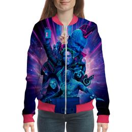 """Бомбер """"Стражи Галактики """" - кино, стражи галактики, guardians of the galaxy vol 2"""