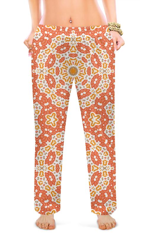 Женские пижамные штаны Printio Нежный. пижамные комплекты