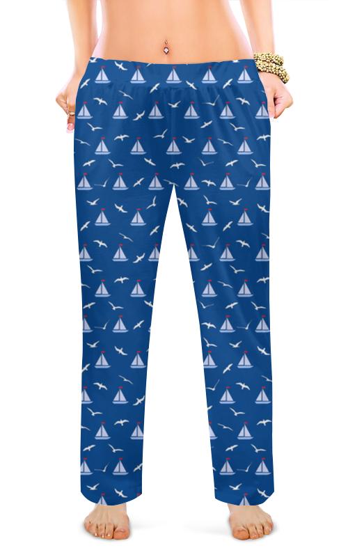 Женские пижамные штаны Printio Морская