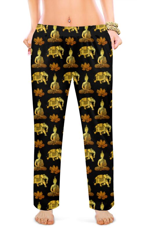 Женские пижамные штаны Printio Тайский узор пижамные комплекты