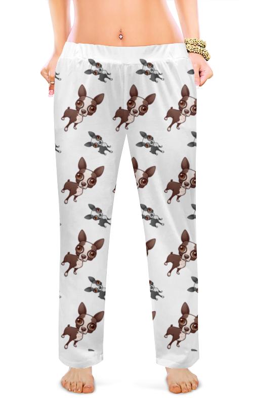 Printio Милые собачки женские пижамные штаны printio милые собачки