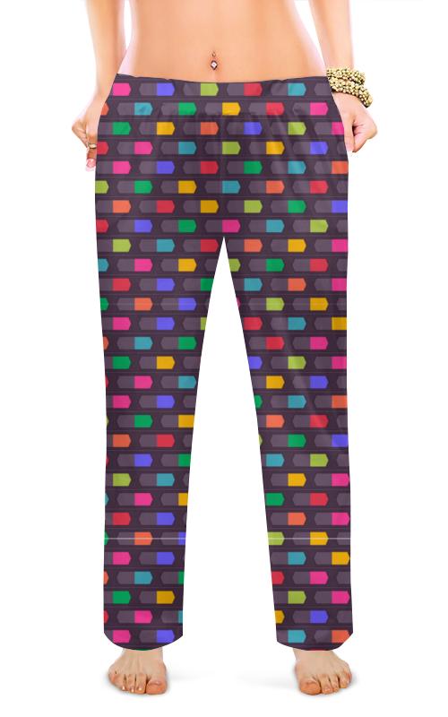 Женские пижамные штаны Printio Принтик пижамные комплекты