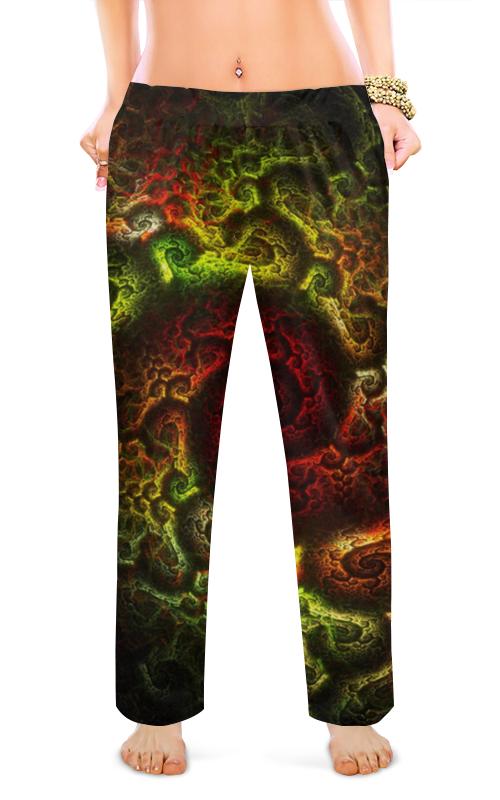 Женские пижамные штаны Printio Яркость цена