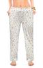 """Женские пижамные штаны """"звездочки"""" - снежинки, звездочки"""