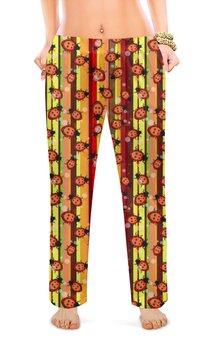 """Женские пижамные штаны """"Божьи коровки"""" - дизайн, мода, сладкий сон"""