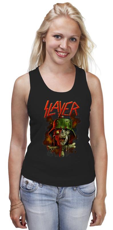 Майка классическая Printio Slayer band майка классическая printio slayer season in the abyss 1990