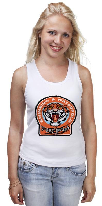 Майка классическая Printio Тигры кепка printio тигры