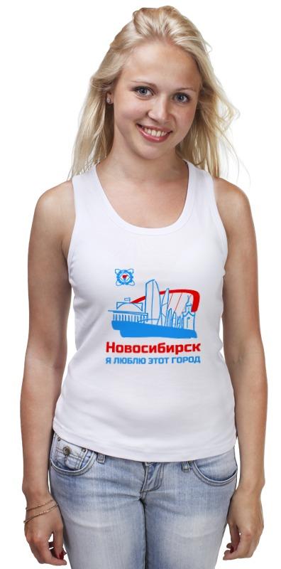 Майка классическая Printio Новосибирск