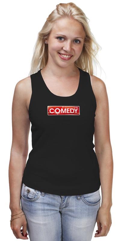 Майка классическая Printio Comedy club майка классическая printio comedy club