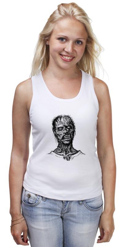 Майка классическая Printio Zombie art цена